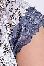 Женская ночная рубашка 008-1, фото 2