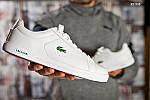 Мужские кроссовки Lacoste Sport (белые), фото 4
