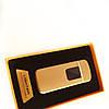 Зажигалка USB сенсорная электроимпульсовая,спиральная, фото 4