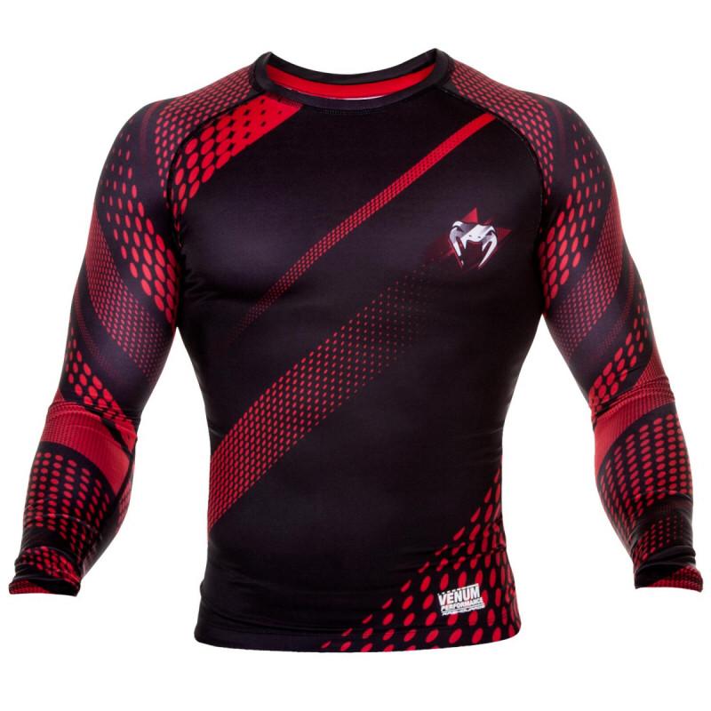 РАШГАРД VENUM RAPID Black/Red S
