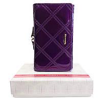 Маленькие женские кошельки Cossroll фиолетовый, фото 1