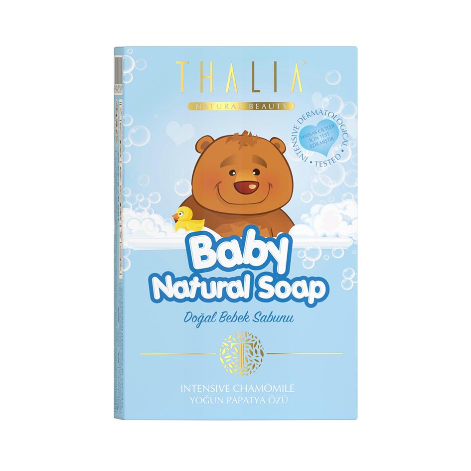 Натуральне мило для хлопчиків Akten Cosmetics Thalia 100 г (3605008)