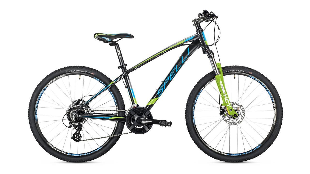 """Велосипед 26 Spelli SX-4700 disk 17"""" 2019"""