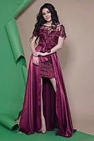 Платье вечернее длинное  Богдана, фото 1