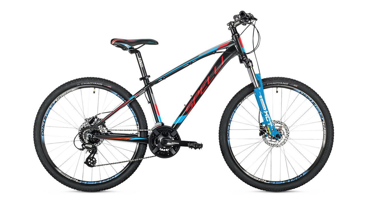 """Велосипед 26 Spelli SX-4700 disk 15"""""""
