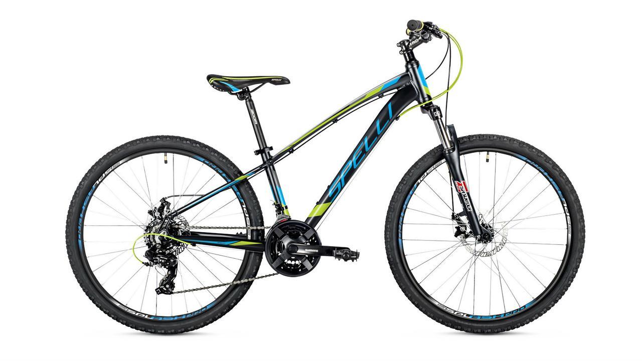 """Велосипед 26 Spelli SX-2700 disk 15"""" 2019"""