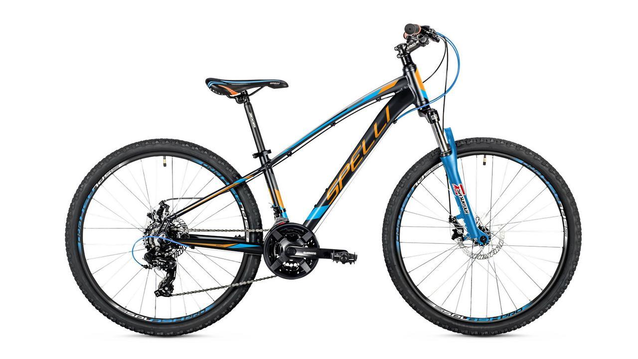 """Велосипед 26 Spelli SX-2700 disk 13"""" 2019"""