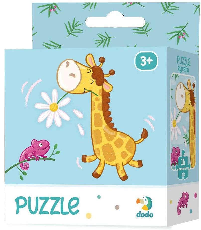 "Пазл ""Жирафа"". Розвиваюча дитяча гра Dodo"