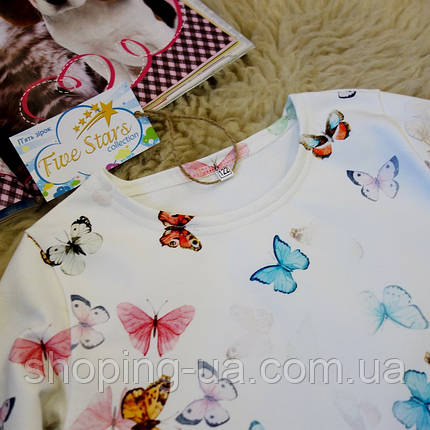 Кофточка метелики Five Stars KD0193-128р, фото 2