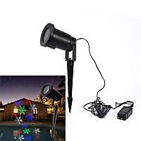 Новогодний лазерный проектор Festival Projection Lamp / Star Shower