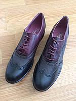 Туфлі жіночі шкіряні іспанського виробництва