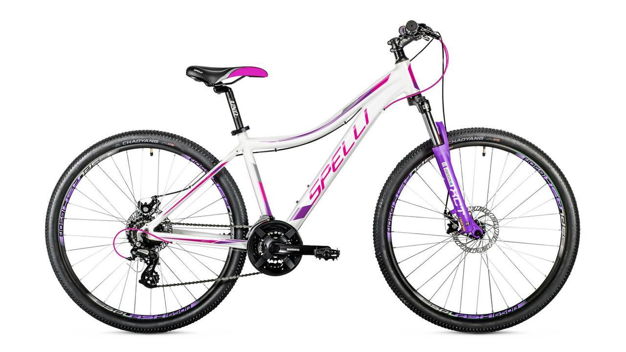 Велосипед 27,5 Spelli SX-4500 Lady