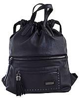 Рюкзак женский YW-11, черный