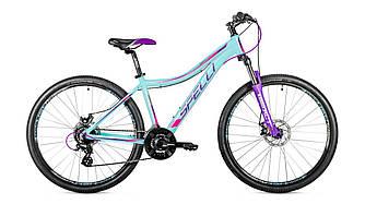 Велосипед 27,5 Spelli SX-4500 Lady 2019
