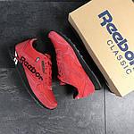 Мужские кроссовки Reebok (красные) , фото 4