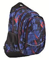 Рюкзак молодежный 2в1 Т-40 Trace, 49*32*15.5, фото 1