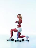 Тренажер для мышц ног и ягодиц Leg Magic предназначен для эффективной тренировки мышц ног, ягодиц, брюшного пр