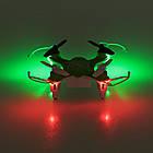 Квадрокоптер Syma X12S Nano на радиоуправлении черный 7,7 см, фото 7