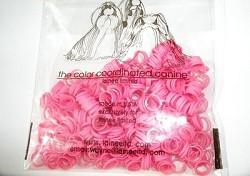 Резинки для папильоток 100 шт, фото 1