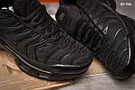 Чоловічі кросівки Nike Air Max Tn (чорні), фото 2
