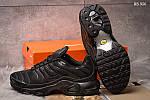 Чоловічі кросівки Nike Air Max Tn (чорні), фото 3