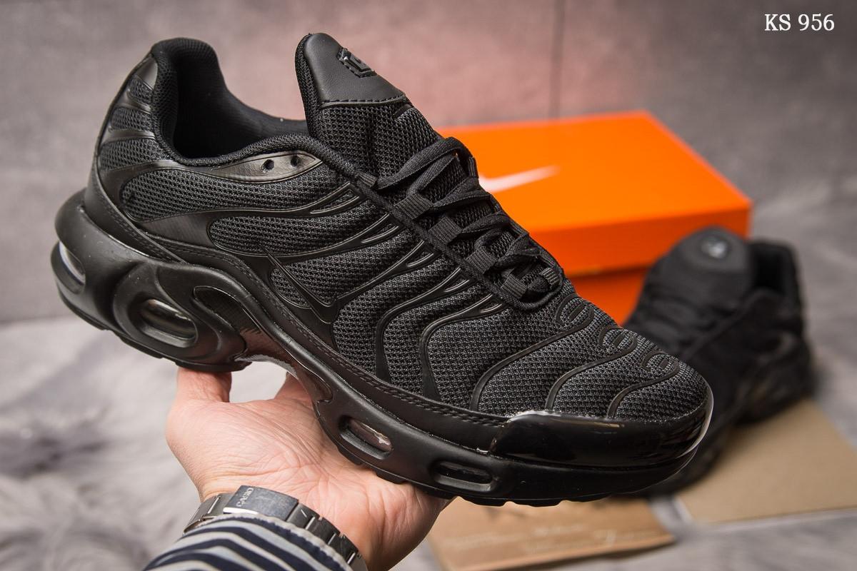 Чоловічі кросівки Nike Air Max Tn (чорні)