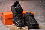 Чоловічі кросівки Nike Air Max Tn (чорні), фото 6