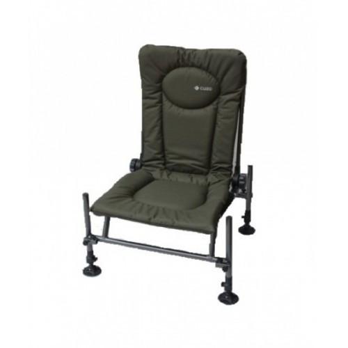 Кресло карповое M-Elektrostatyk F2 CUZO