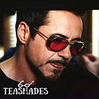 "Солнцезащитные Очки ""Iron Man"" от Teashades - Zara Mango Benetton Marc Jacobs Dior  Ray Ban"