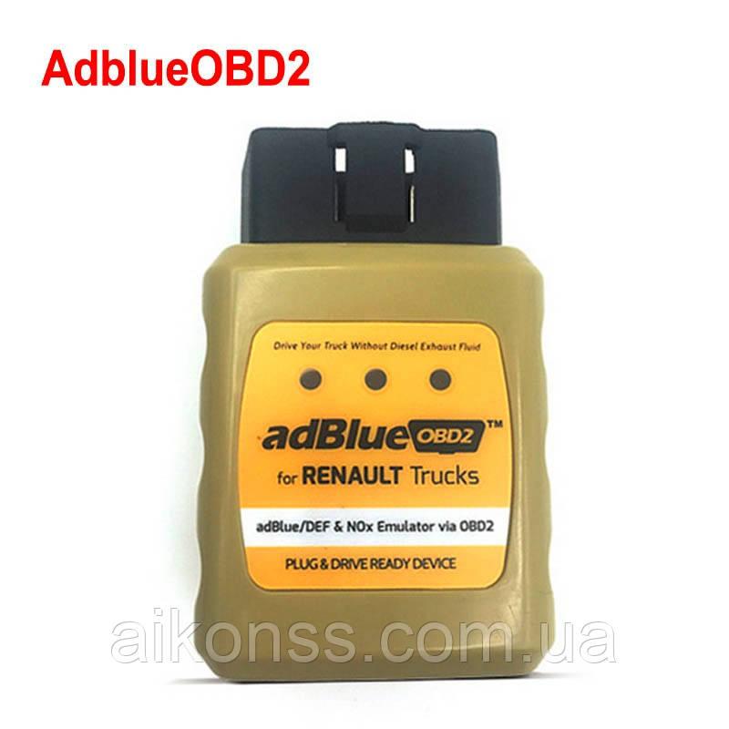 Для Renault Adblue Def і NOx датчик OBD2 емулятор для вантажівок і автобусів Renault Truck