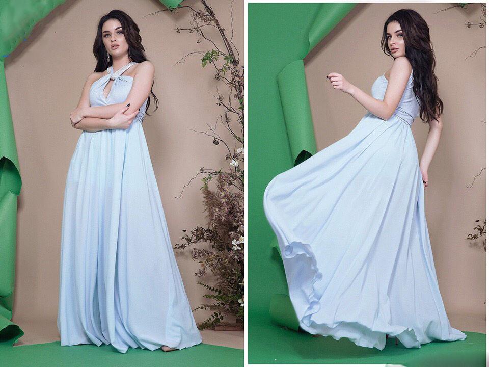 b8c509916c7 Платье вечернее длинное Варя - SOWA интернет магазин