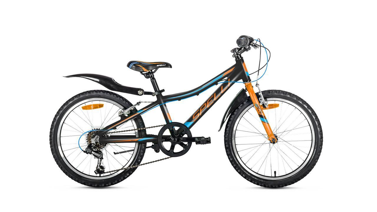 Велосипед 20 Spelli Active Boy alu