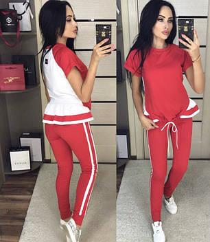 Спортивный костюм  в расцветках  58145, фото 2