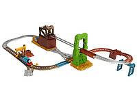 Моторизованный игровой набор Томас и Друзья Побег со свалки Thomas & Friends Scrapyard Escape Set