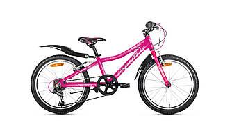 Велосипед 20 Spelli Active Girl alu