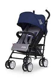 Детская прогулочная коляска трость Euro Cart Ezzo 2019 Denim