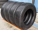 Шины б/у 185/70 R14 Continental ContiEcoContact, ЛЕТО, 5 мм, комплект, фото 4