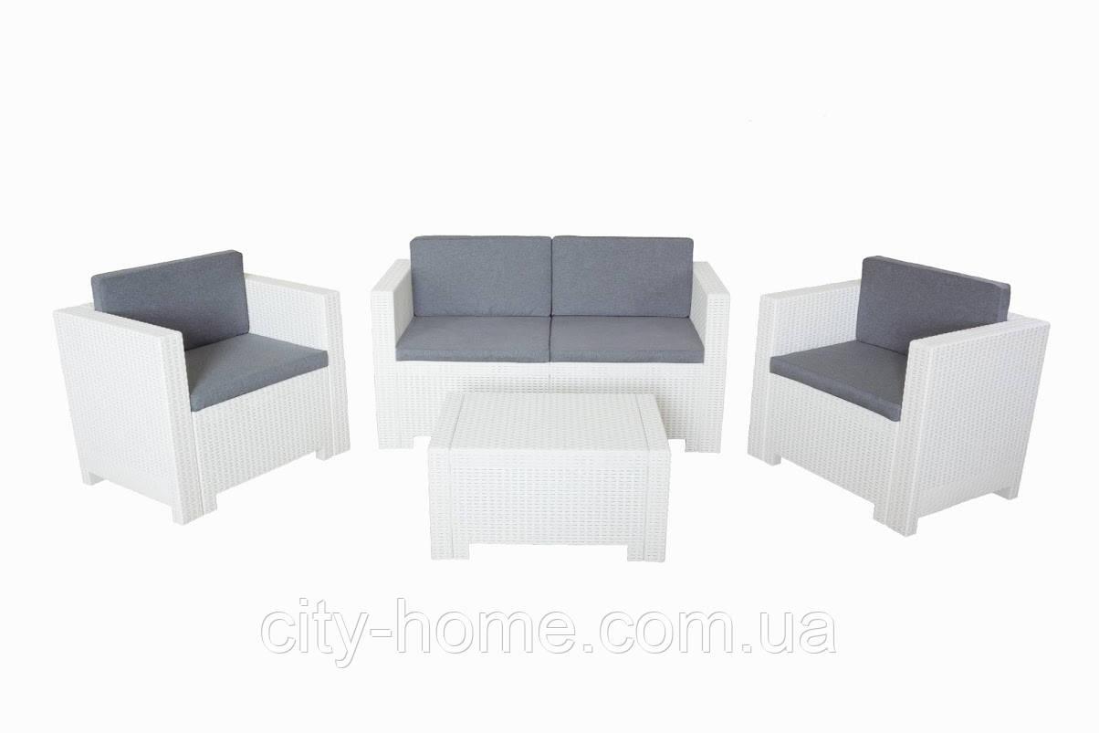 Комплект мебели из искусственного ротанга Set Colorado 2