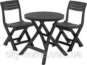 """Комплект складаний меблів """"Джаз"""" (2 стільця +стіл ), фото 2"""