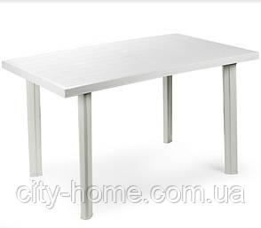 Комплект пластиковой мебели Velo 4 белый, фото 2