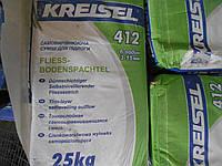 Самовыравнивающаяся  смесь для пола Kreisel 412