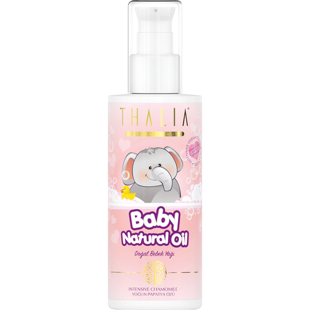 Дитяча олійка Akten Cosmetics Thalia Baby Natural Oil для дівчат 180 мл (3613005)