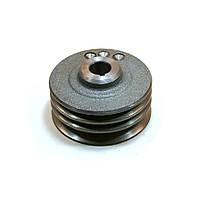 Шкив привода вентилятора 236-1308025-В2 двигателя ЯМЗ 236,ЯМЗ 236М2,ЯМЗ 236Д,ЯМЗ 238М,ЯМЗ 238НД
