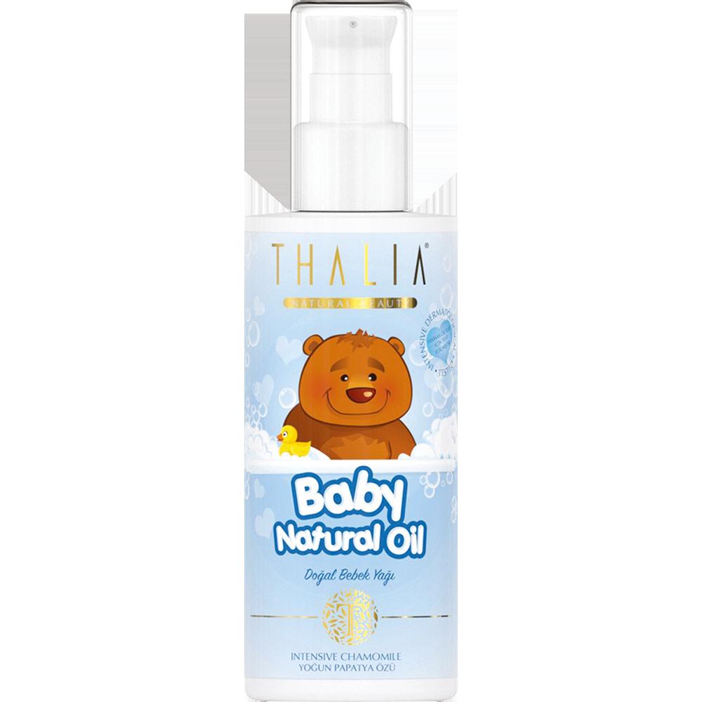 Дитяча олійка Akten Cosmetics Thalia Baby Natural Oil для хлопчиків 180 мл (3613006)