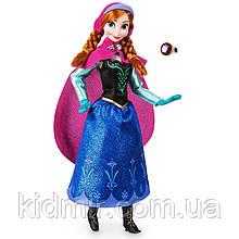Лялька Ганна Холодне серце з кільцем Дісней Принцеса Anna Frozen Disney