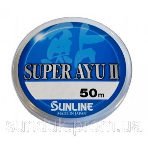 Леска Sunline Super Ayu 2   50m (0.074mm)