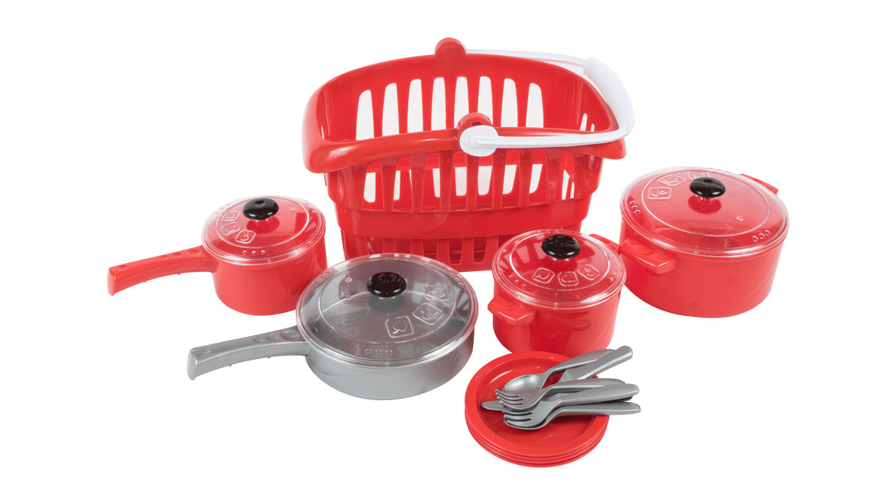 Набір дитячого посуду Kristinka 2 158 Оріон