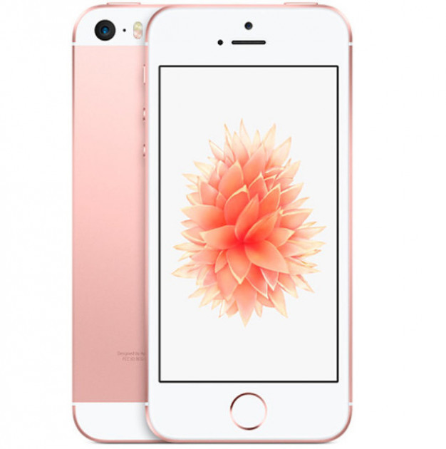 Apple iPhone SE 32GB Rose Gold Refurbished