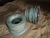 Шкив коленвала 236НЕ-1005061-Б трех ручейный ЕВРО-3 двигателя ЯМЗ 236НЕ,ЯМЗ 236БЕ,7601.10