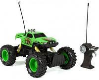 Автомодель на радиоуправлении Rock Crawler зелёный Maisto Tech